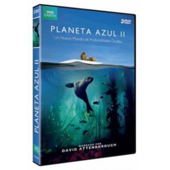Planeta azul II. Un nuevo mundo de profundidades ocultas - DVD