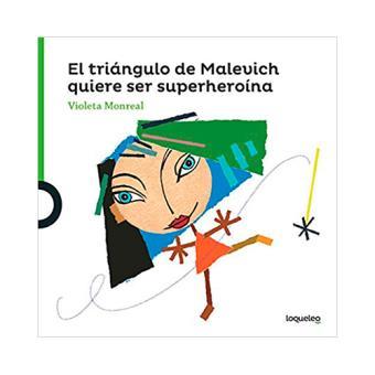 El triángulo de Malevich quiere ser superheroína