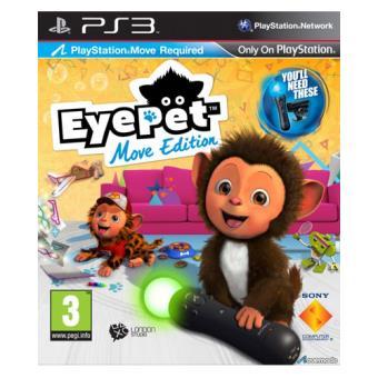 EyePet y sus Amigos Move PS3
