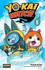 Yo kai watch 8
