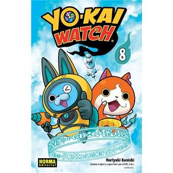 Yo kai watch 8