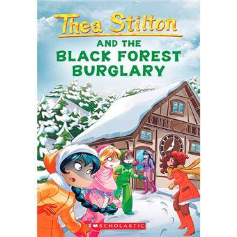 Thea Stilton 30 - Black Forest Burglary