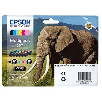 Epson 24 Multipack 6 tintas