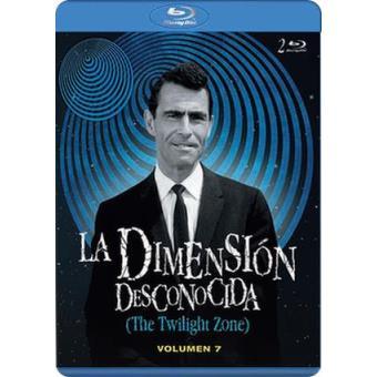 The Twilight Zone - Temporada 7 - Blu-Ray