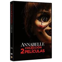Pack Annabelle + Annabelle Creation - DVD