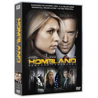 HomelandHomeland - Temporada 2 - DVD