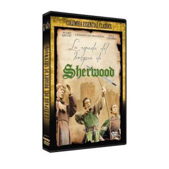 La espada del bosque de Sherwood - DVD