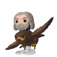 Figura Funko El Señor de los Anillos - Gandalf sobre Gwaihir