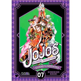 Jojo's Bizarre Adventure 4 - Diamond is Unbreakeable 7