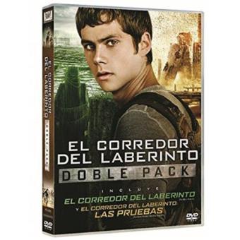 Pack El corredor del laberinto + El corredor del laberinto: Las pruebas - DVD