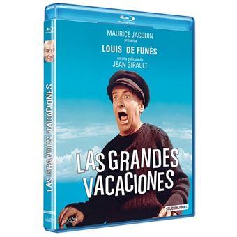 Las grandes vacaciones - Blu-Ray