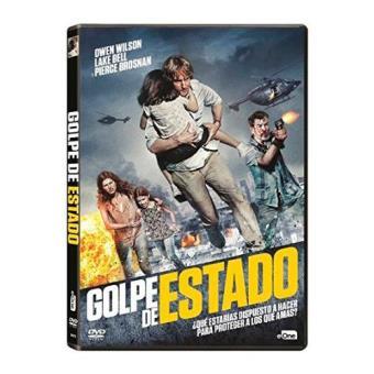 Golpe de Estado - DVD