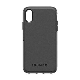 Funda Otterbox Symmetry para iPhone Xr Negro