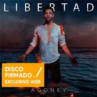 Libertad - Disco firmado