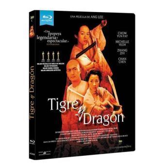 Tigre y dragón - Blu-Ray