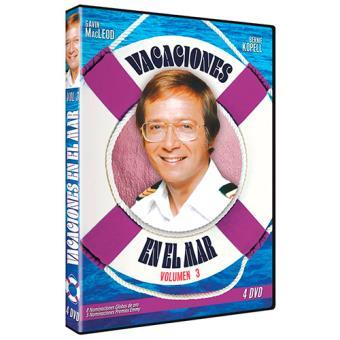 Vacaciones en el Mar (1977) (Vol. 3) - DVD