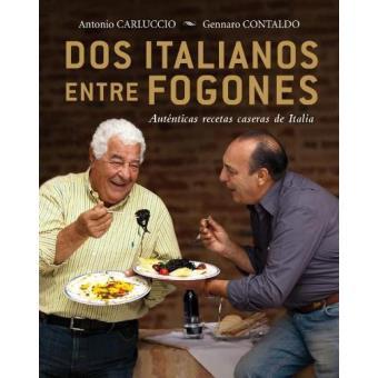 Dos italianos entre fogones - Oferta. Antes 29.90 €