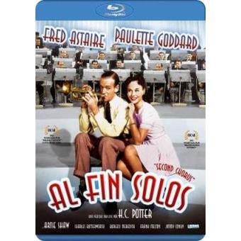 Al fin solos - Blu-Ray