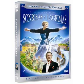Sonrisas y lágrimas (Ed. 45º aniversario) - DVD