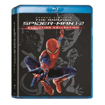 Pack The Amazing Spiderman 1 y 2 - Blu-Ray