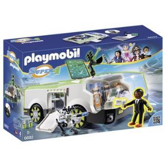 Playmobil Super 4 Camaleón con Gené