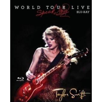 Speak Now World Tour Live (Formato Bu-Ray)