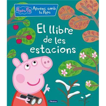 El llibre de les estacions - Aprenc amb la Porqueta Pepa
