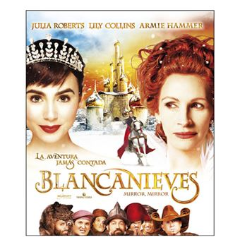 Blancanieves (Mirror, Mirror) - Blu-Ray