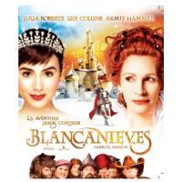 Blancanieves - Mirror, Mirror - Blu-Ray