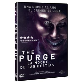 The Purge: La noche de las bestias - DVD