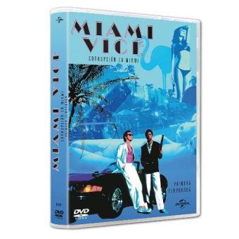 Corrupción en Miami - Miami Vice - Temporada 1 - DVD