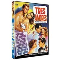 Tres amores - DVD