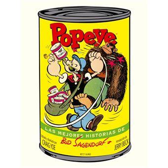 Popeye - Las mejores historias de Bud Sagendorf