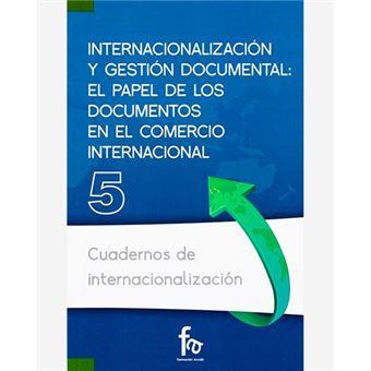 Internacionalización y gestión documental