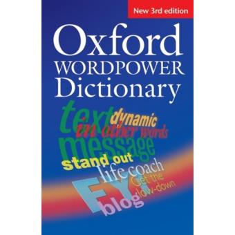 Oxford wordpower dic for learners