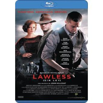 Lawless - Sin Ley - Blu-Ray