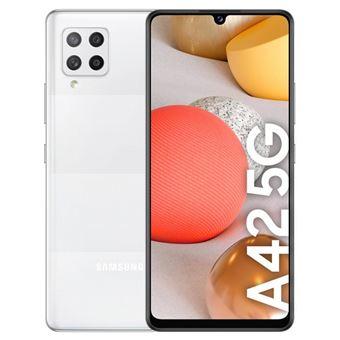 Samsung Galaxy A42 5G 6,6'' 128GB Blanco