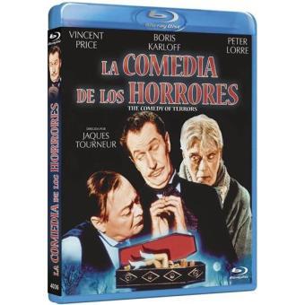 La comedia de los horrores - Blu-Ray