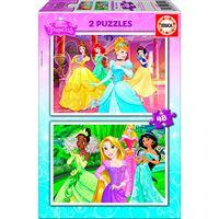 Puzzle Disney Princess Educa