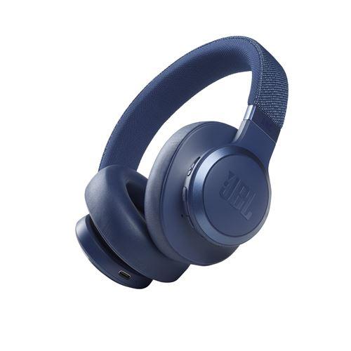Auriculares Noise Cancelling JBL Live 660NC Azul
