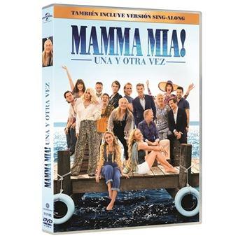 Mamma Mia! Una y otra vez - DVD
