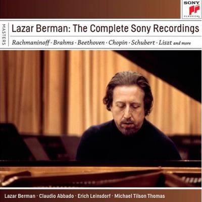 Lazar Berman. The Complete Sony Recordings