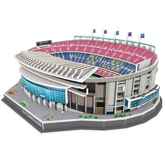 Puzzle 3D Estadio Camp Nou F.C Barcelona