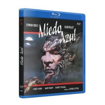 Miedo Azul - Blu-Ray