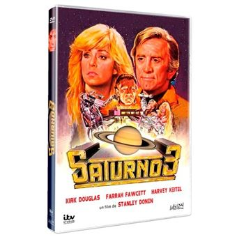 Saturno 3 - DVD