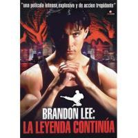 Brandon Lee. La leyenda continúa - DVD