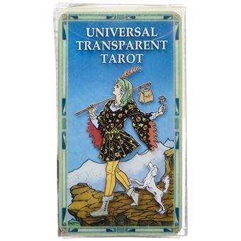 Universal Transparent Tarot