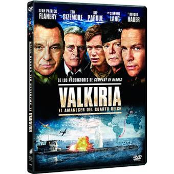 Valkiria. El amanecer del Cuarto Reich - DVD