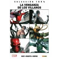 La venganza de los villanos. 100% Marvel