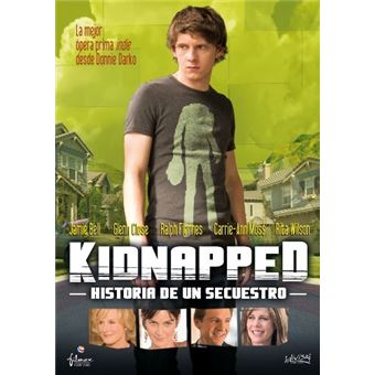 Kidnapped: Historia de un secuestro - DVD